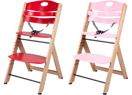 treppenhochstuhl stufen baby kinder holz hochstuhl 6 farben neu ab 59 99 ebay. Black Bedroom Furniture Sets. Home Design Ideas